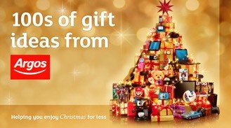 Argos Christmasmas incentives