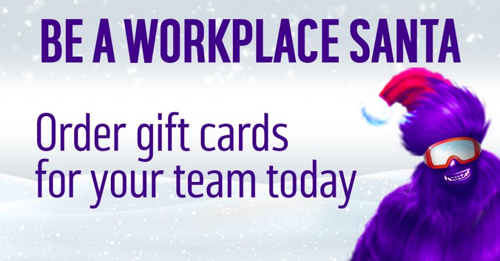 linkedin-be-a-workplace-santa
