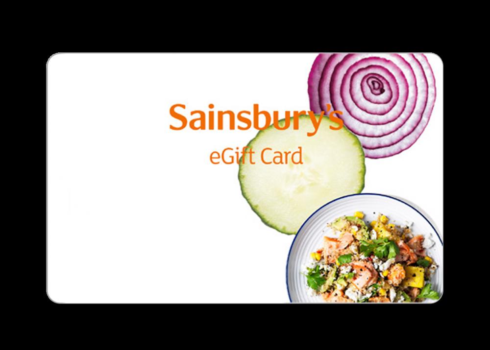 Sainsbury's E-Gift Card